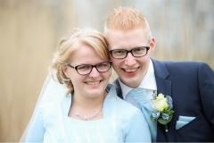 Bruidskapsel eline